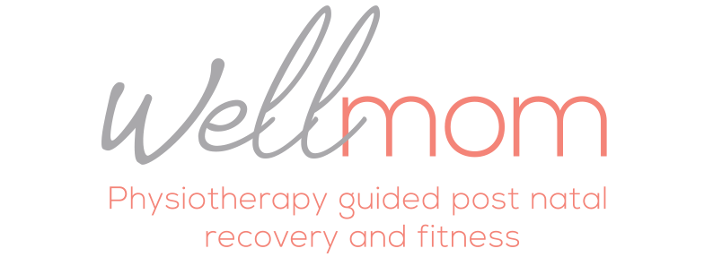 WellMom Physiotherapy guided post natal recovery and fitness
